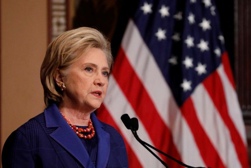 LIIGA PALJU KONKURENTE? Hillary Clinton kinnitab: mina enam presidendiks ei kandideeri!