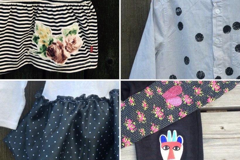 BLOGI | Säästa raha! Lastele tasuta uued riided selga