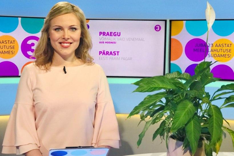 TV3 taaselustab 23. sünnipäeva puhul saatepäevadiktorid