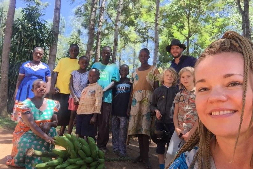 AAFRIKA OHUD: Tuuli Roosma pere oli silmitsi ebolahirmuga