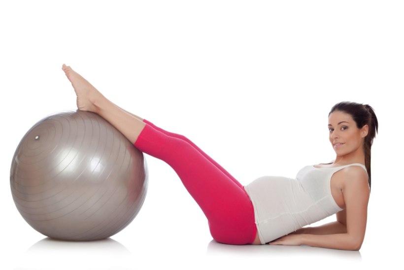 Kergest trennist on raseduse ajal kehale vaid kasu