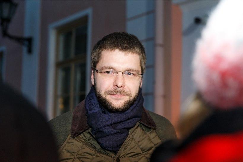Jevgeni Ossinovski: Kallase jutt sotside ja Isamaa rasketest suhetest on hädaselgitus