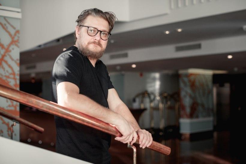 Rainer Sarnet: ainult filmitegemisega ära ei ela, seepärast teen ka teatrit