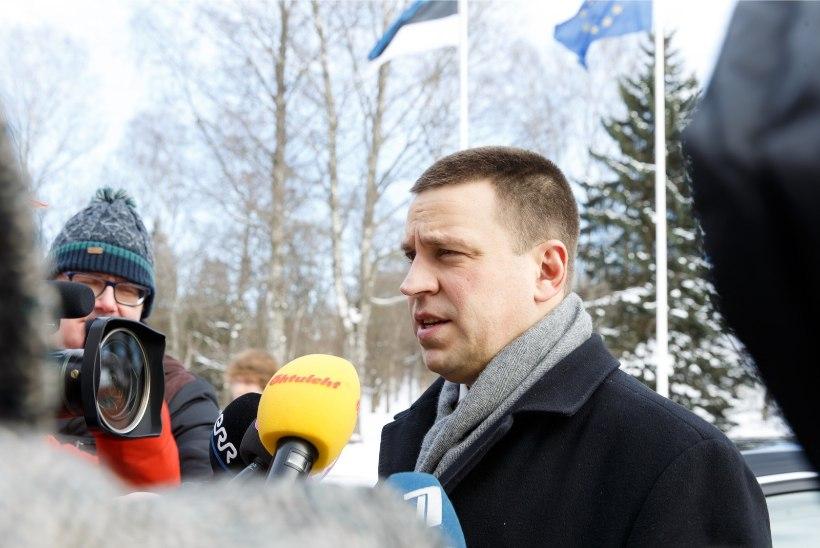 VIDEO | Jüri Ratas: ma ei trügi iga hinna eest koalitsiooni