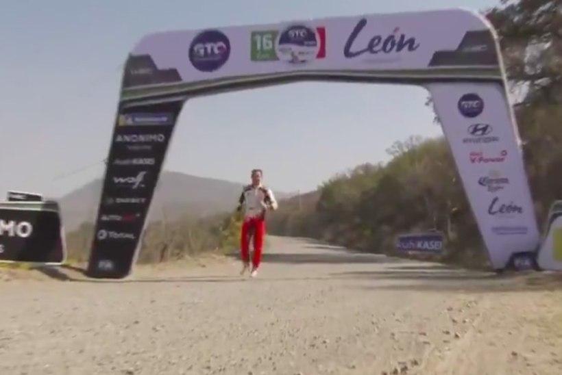 VIDEO | Järveoja ületas testikatse finišijoone joostes!