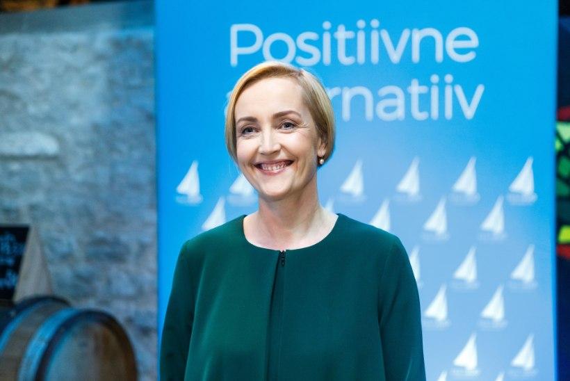 Eesti 200 esimees Kristina Kallas paneb Narva kolledži juhi ameti maha