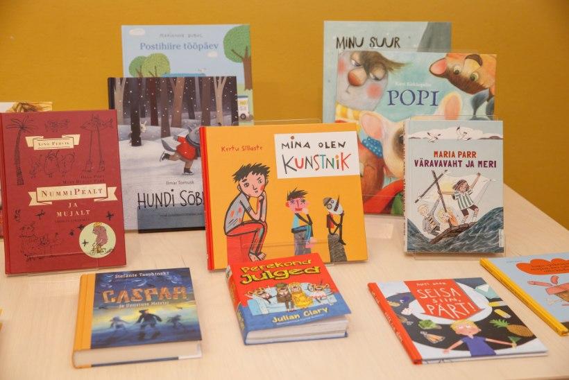 """Illustraator Viive Noor: """"Kolmandik lasteraamatuid on nii jubedad, et tuju läheb ära."""""""