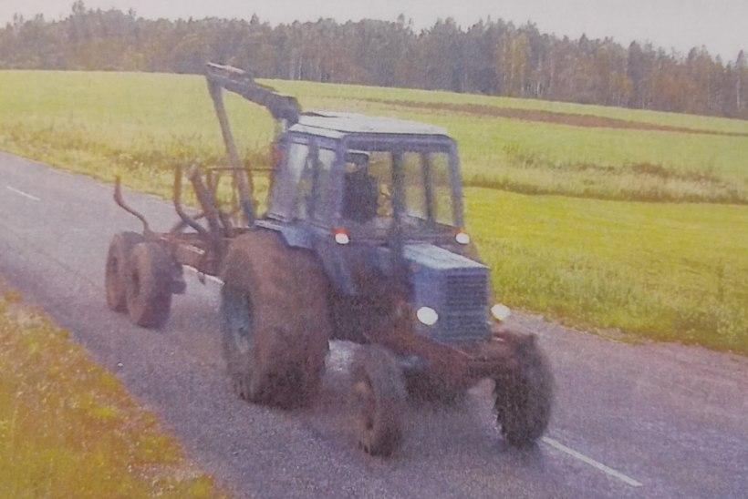 GALERII JA KAART | Leedu maanoored teenisid raha Eestist traktoreid ja BMWsid varastades