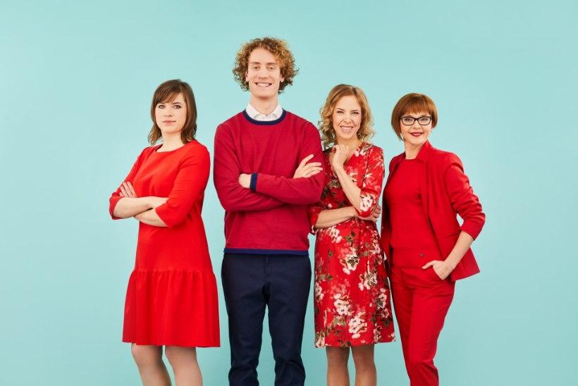 """FOTOD   """"Kättemaksukontori"""" uus hooaeg toob ekraanile Kristjan Lüüsi, Lauri Pedaja ja Sandra Ashilevi!"""