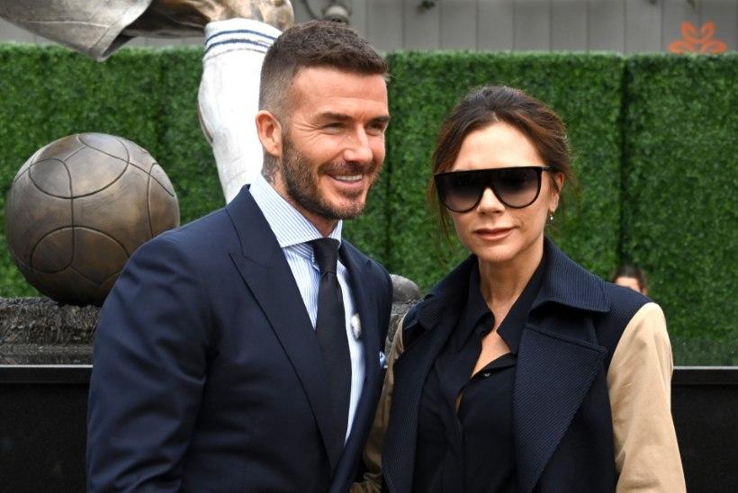 Victoria Beckhamit vihastab Davidi lähedane sõprus supermodelliga