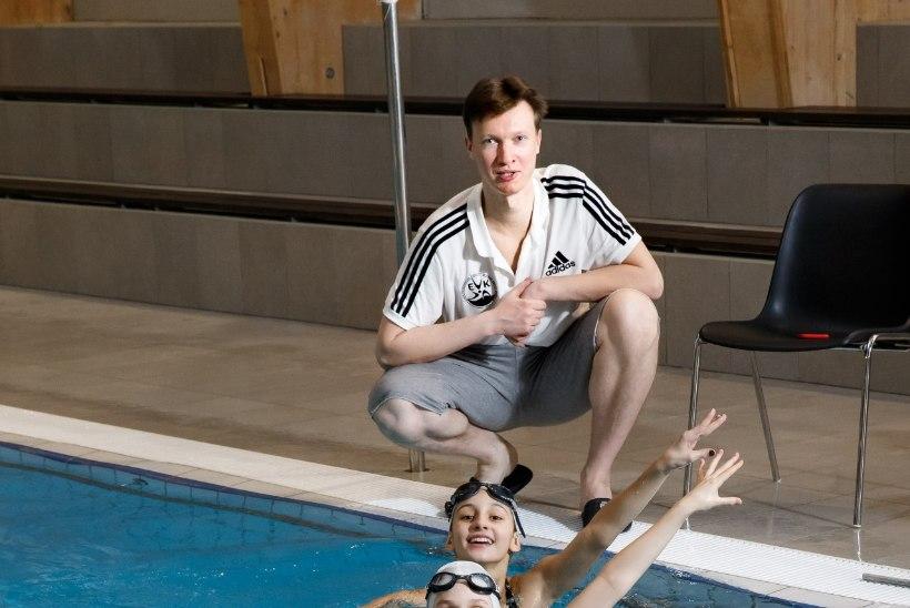 Balletitantsijast sünkroonujumise treeneriks! Anton Rzhanov: ma ei teadnud alustades sellest midagi