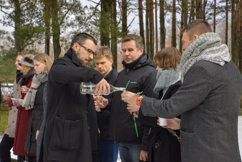 GALERII | Viljandi kultuuriakadeemia mälestas Kalju Komissarovit