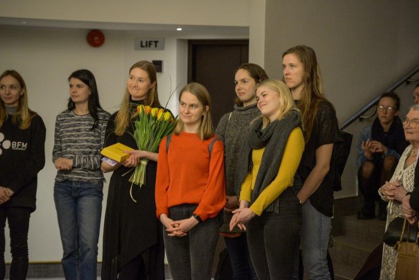 GALERII | Ugalas anti välja Kalju Komissarovi stipendium