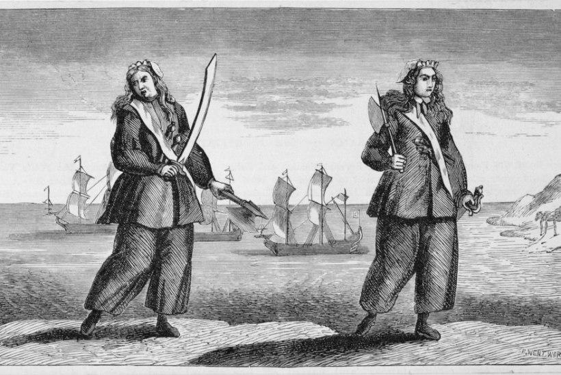 Anne Bonny – ajaloo kuulsaim naispiraat