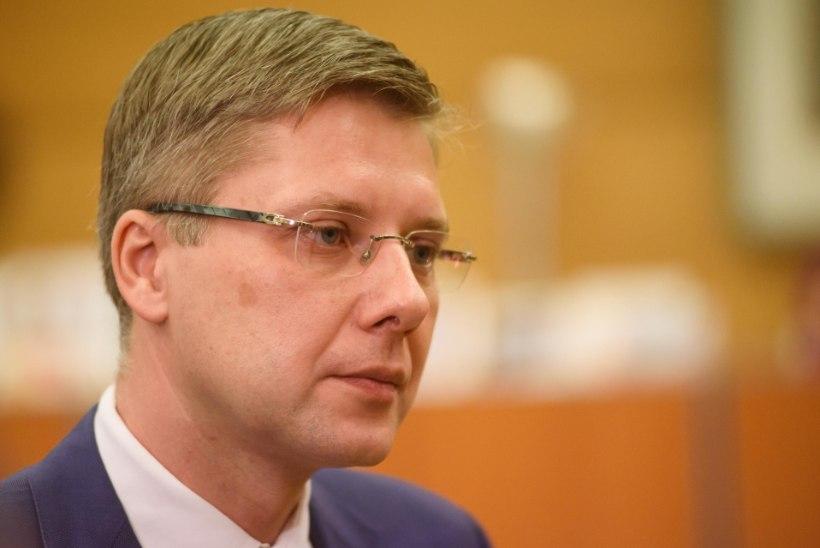Riia linnapea põgeneb kriminaaluurimise eest europarlamenti