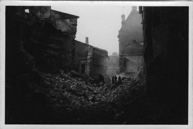 Märtsipommitamine 1944: Tallinn rusustati ühe ööga