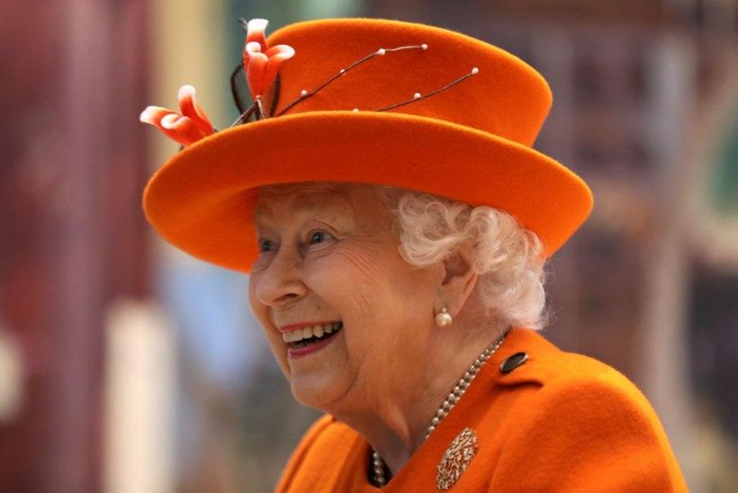VIDEO   Elizabeth II tegi esimese Instagrami-postituse!