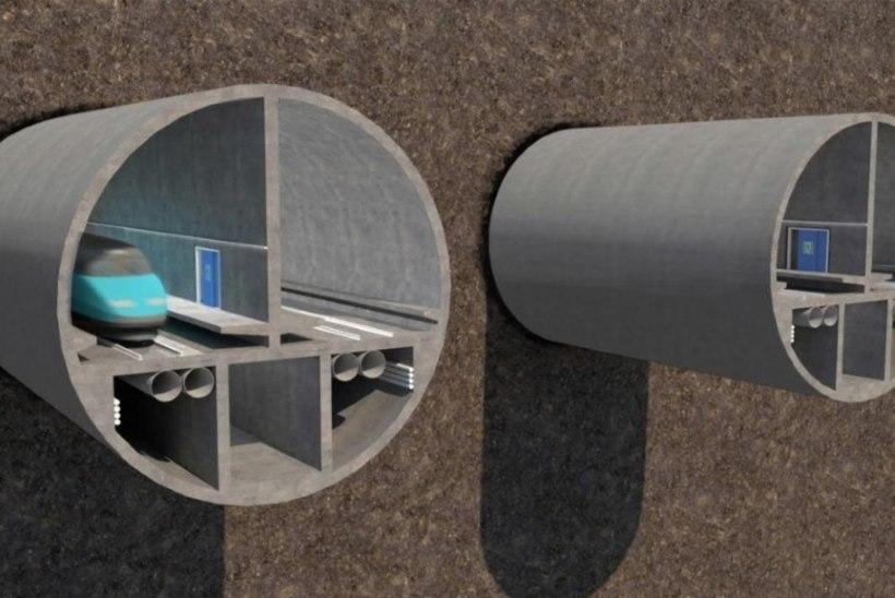 Tallinna–Helsingi tunnel sai 15 miljardit eurot lisarahastust