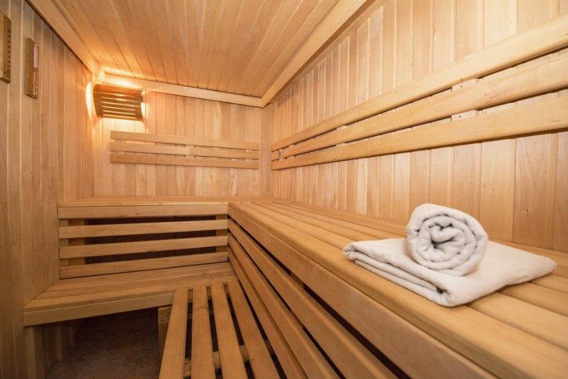 ALASTI ARRETEERIMINE: Rootsi politseinik vahistas kurjategija saunas