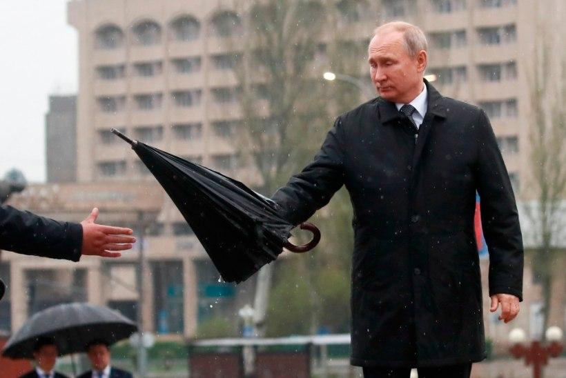 Putini kindel käsk: Venemaa sportlased peavad tuleva aasta olümpial võistlema igasuguste piiranguteta!