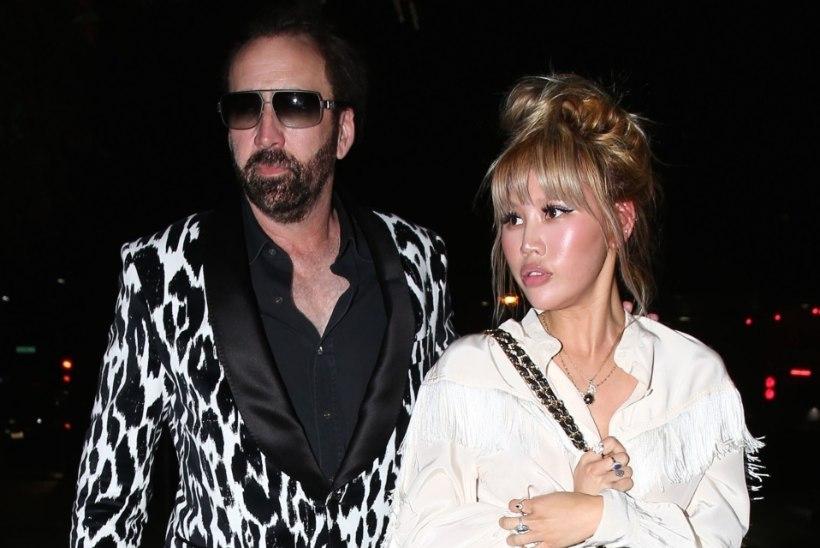 Cage oli abielludes liiga purjus, et oma tegusid mõista