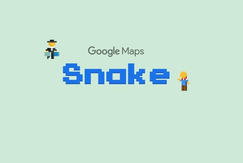 USSIMÄNGU MÄLETAD? Google muutis oma kaardirakenduse mobiilimänguks