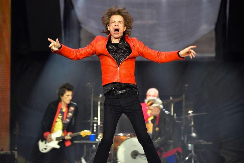 FÄNNID MURES: Mick Jaggerit tabas salapärane tervisehäda