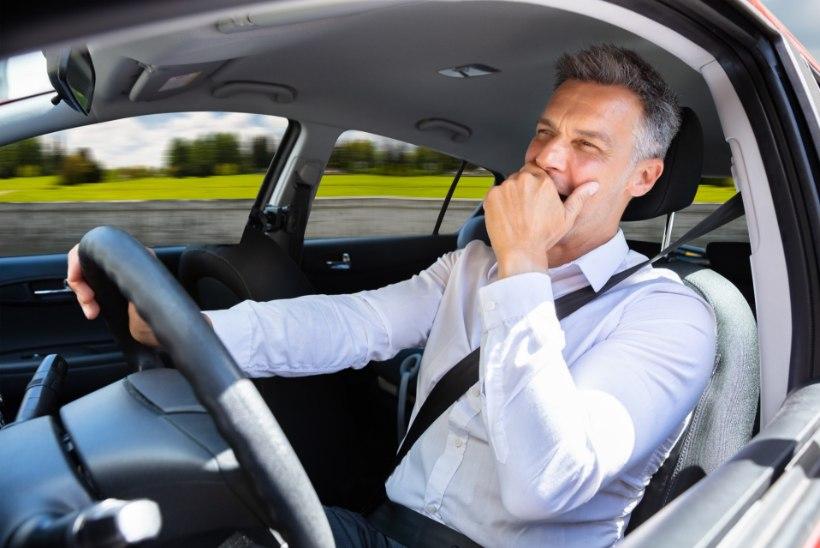 LUGEJAKIRI: autojuht – võta näpp ninast välja!