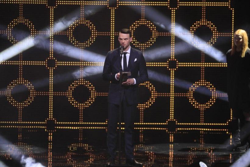 Parim meesnäitleja Reimo Sagor: kas mees on see, kes läheb välismeediasse ja põhimõtteliselt oksendab mikrofoni?