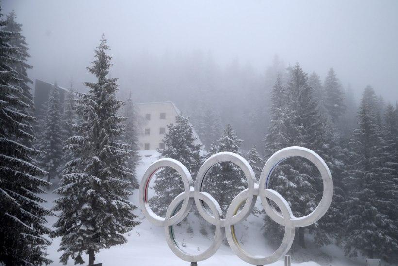 OLÜMPIAMÄNGUD EESTI KÜLJE ALL? Lätlased astuvad olulise sammu spordipeo korraldamise suunas
