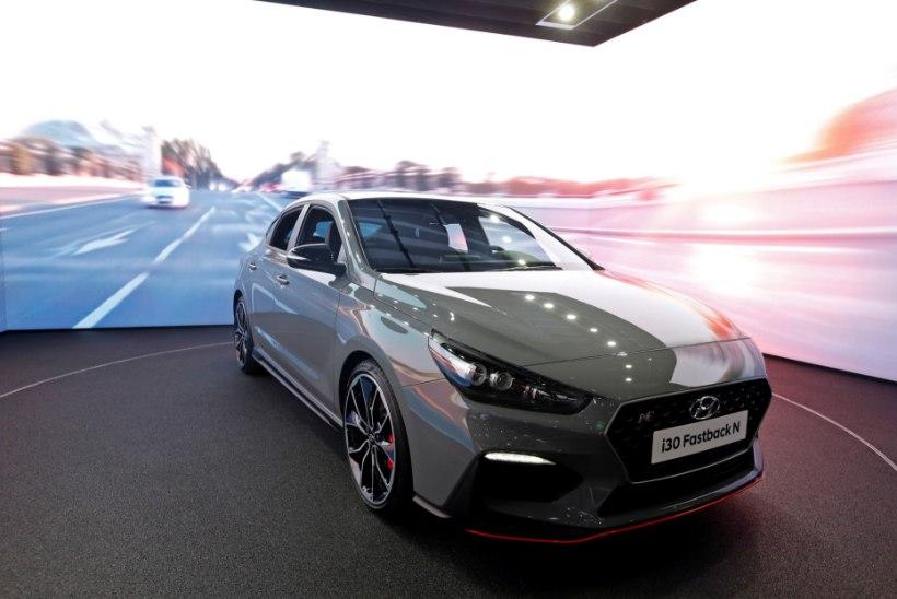 Sportlik Hyundai i30 Fastback N sai Eestis lõpuks hinna