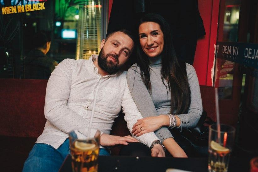 PEOGALERII | Šikk Men in Black pidu Lounge Deja Vu`s