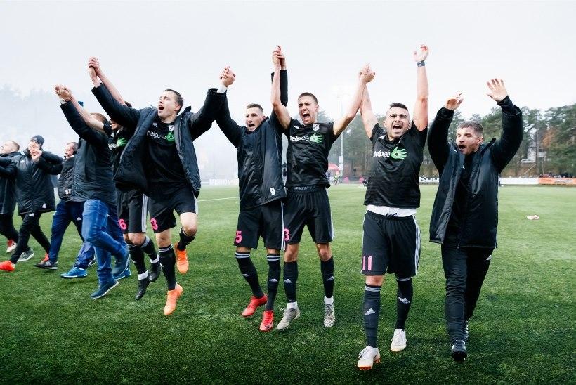 Jalgpalliriik!? Eestis peeti aasta jooksul enam kui 10 000 vutimatši