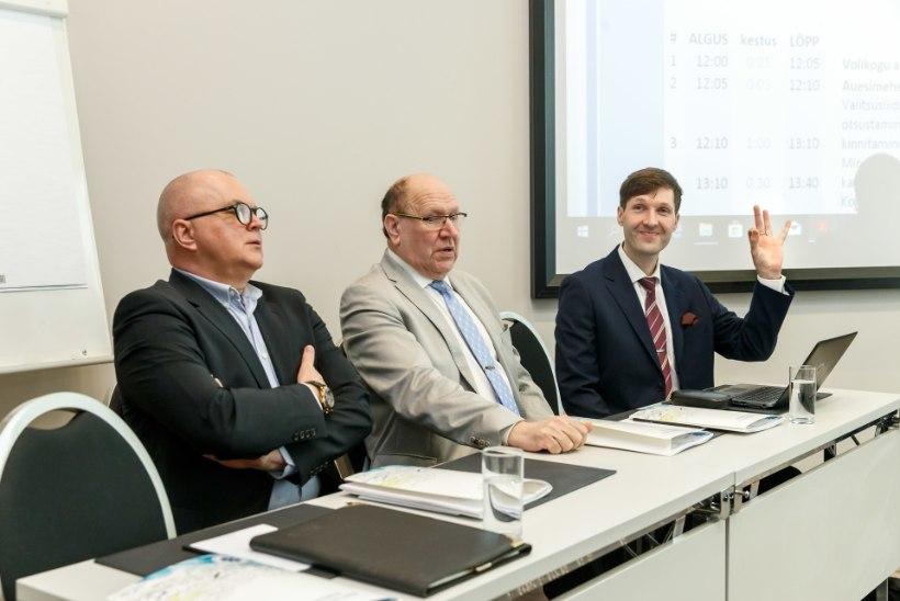 JUBA TÜLIS? Taavi Aas ja Martin Helme vaidlevad aktsiisipoliitika üle