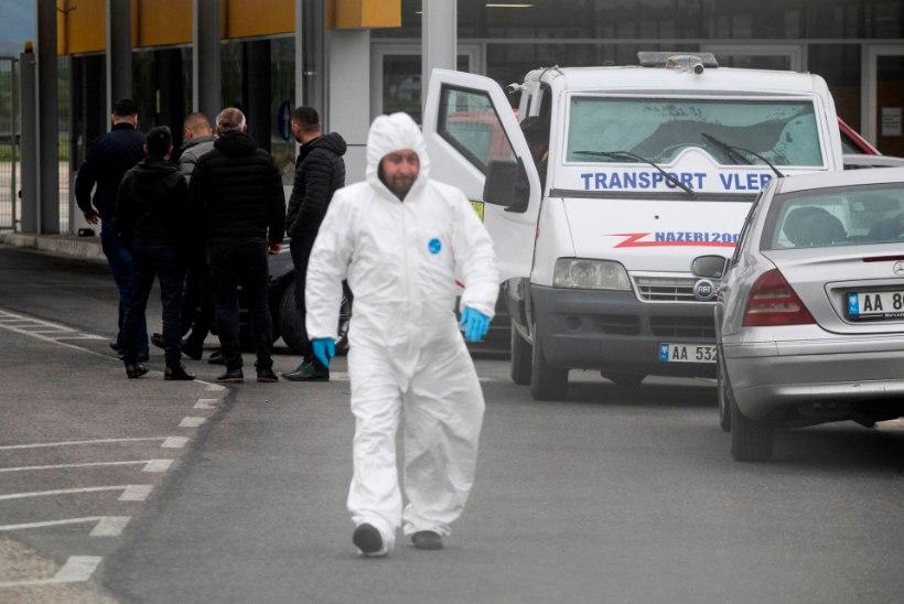 VERINE SUURRÖÖV: kurjategijad viisid Tirana lennuväljalt 10 miljonit eurot