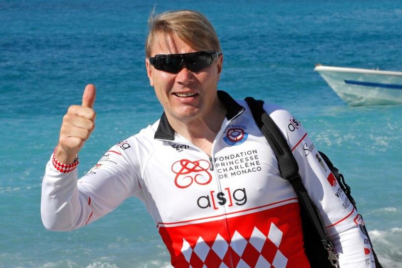 TOHOH! Mika Häkkinen naaseb pika pausi järel võistlustulle