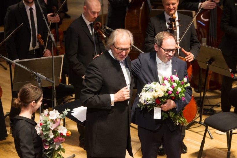 GALERII | Tõnu Kõrvits tähistas 50. sünnipäeva suurejoonelise kontserdiga
