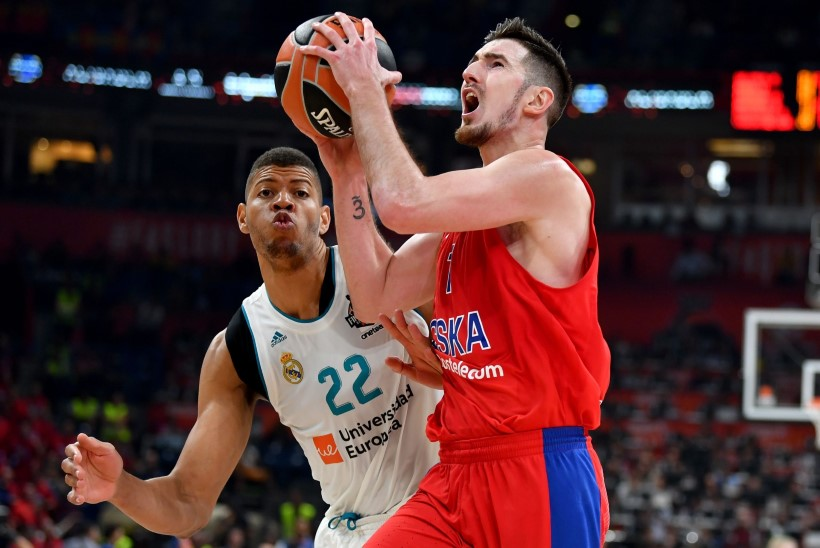 KUUMAD KÄED! Euroliiga staarid jõudsid statistilise tähiseni, mida on NBAs suutnud vaid 7 meest