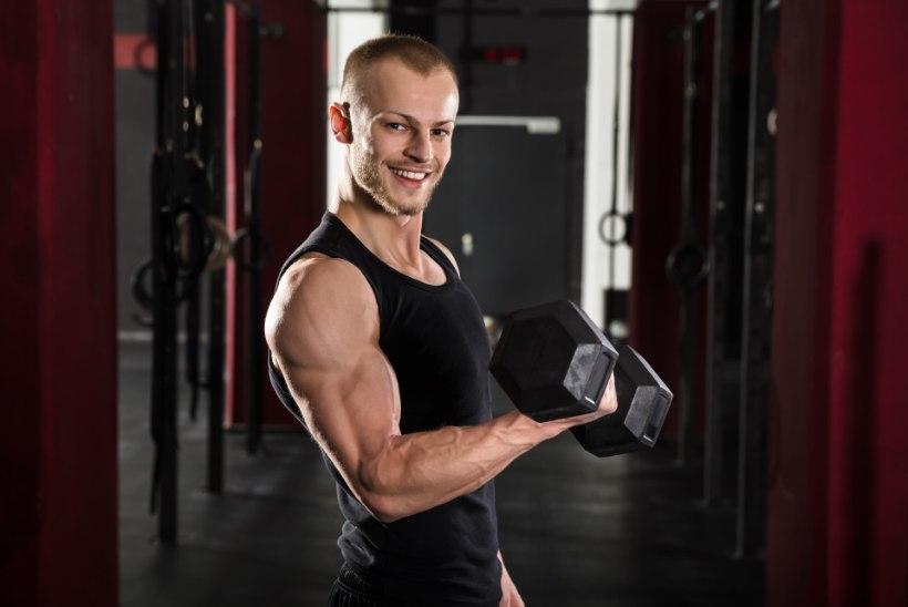 Jõutreening võib vähendada soolevähi riski 25%