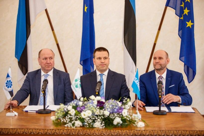 TEISED MEIST: Eestile ei meeldi oma peegelpilt