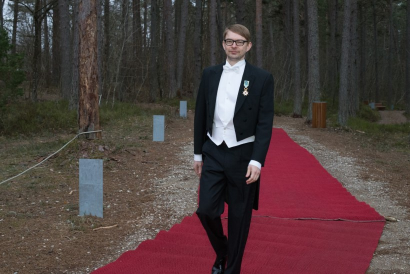 GALERII | Läti presidendipaar õhtustas koos Eesti riigipeadega Arvo Pärdi keskuses