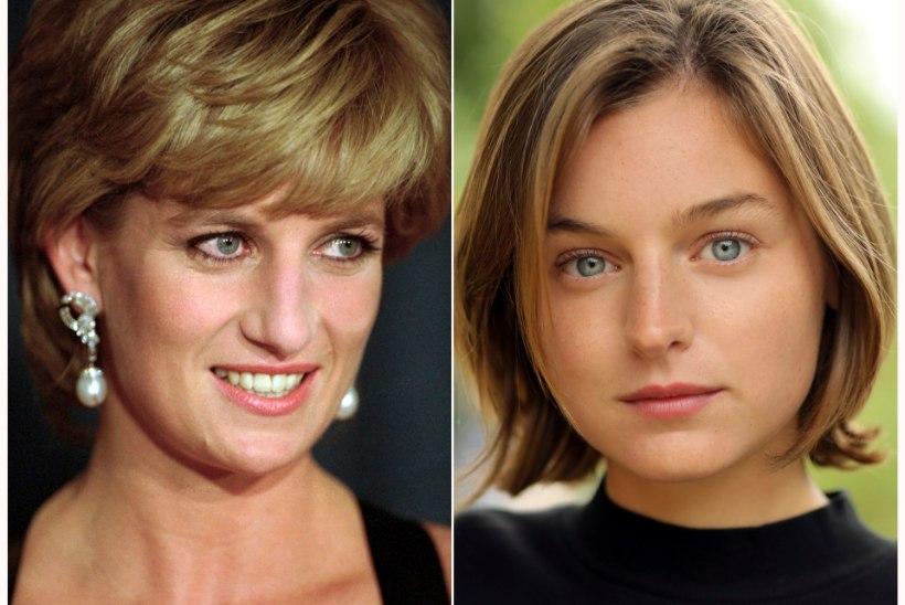Noore printsess Diana osatäitja on leitud