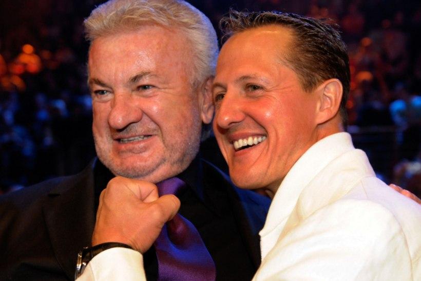 Schumacheri kritiseerinud endine F1-boss sai verbaalse maksahaagi