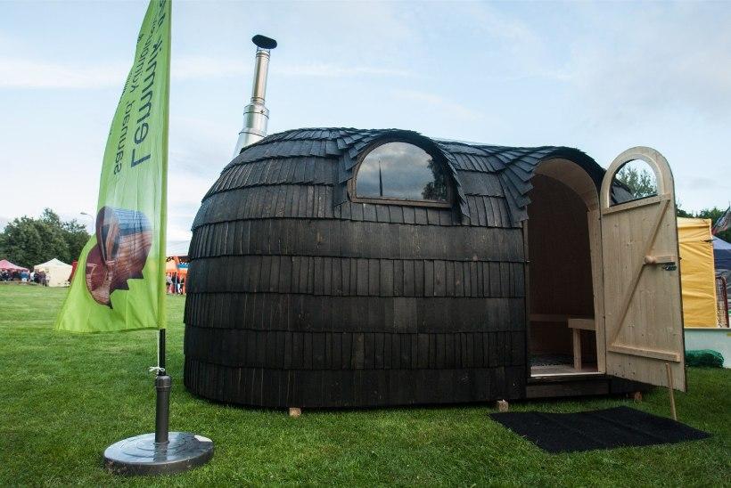 Saksamaale rajatakse igluküla. Viljandis disainitud iglusaun vallutab maailma!