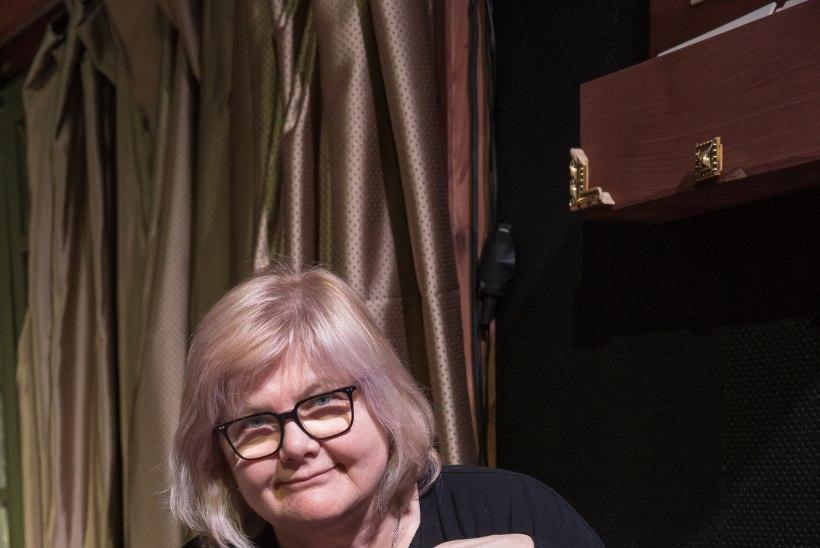"""Gerda Kordemets: """"Tegin pornokuningas Ned de Baggost pehmema kelmi, kes läheb elust läbi nagu nuga võist."""""""