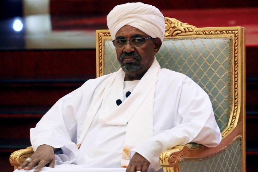 RIIGIPÖÖRE: sõjavägi kukutas Sudaani presidendi