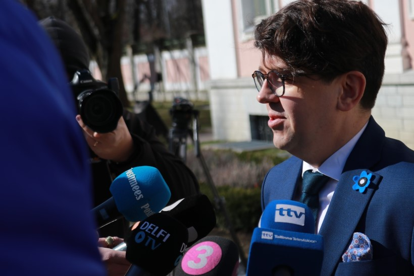 ÕL VIDEOD JA FOTOD KADRIORUST | Kaja Kallas: ükskord moodustame selle koalitsiooni niikuinii