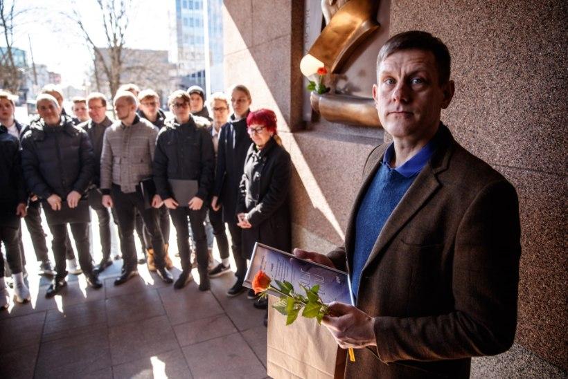 Raadioteatri näitlejaauhinna laureaat Jan Uuspõld: pean Raadioteatri rolli üheks oma parimaks tööks üldse