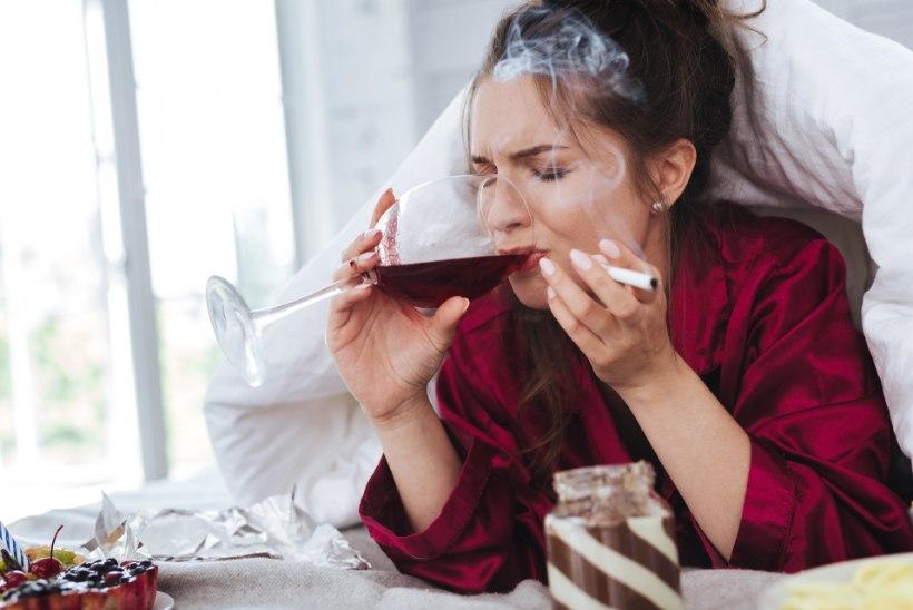 Ära kannata üksinda! Abielulahutus võib viia tervise