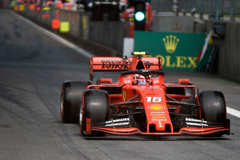 Ferrari meeskonnas pandi esisõitja jaotus paika. Kuid see ei pruugi nii jääda
